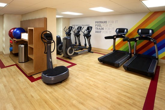Jeffersonville, IN: Fitness Center