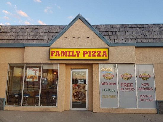 Best pizza in Swift Current