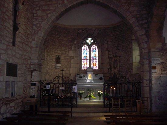 Chapelle de Romay