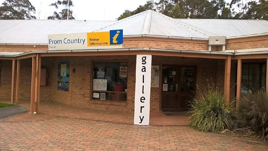 Prom Country Visitor Information Centre-Foster