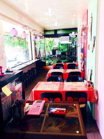 Balanga City, Filipinas: Sushi Cafe Gotchi