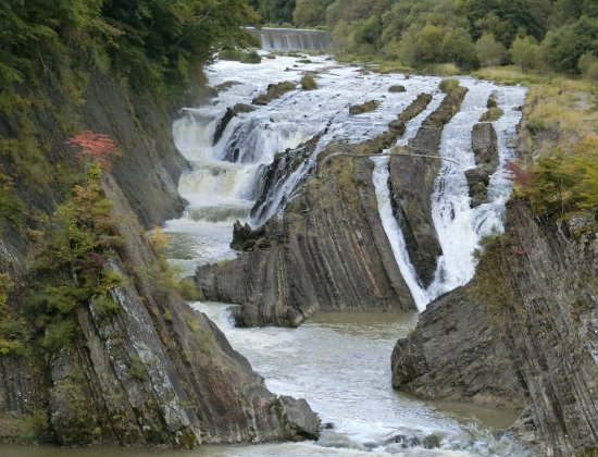 Chidorigataki Falls