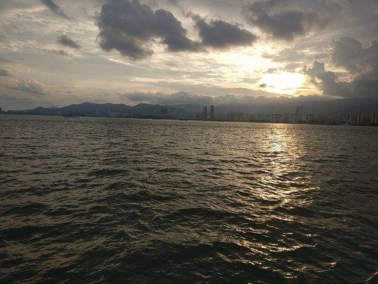 Butterworth, มาเลเซีย: The penang View