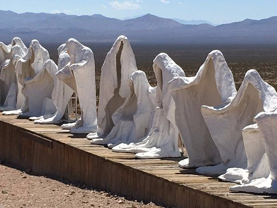 Rhyolite: The Ghost Last Supper