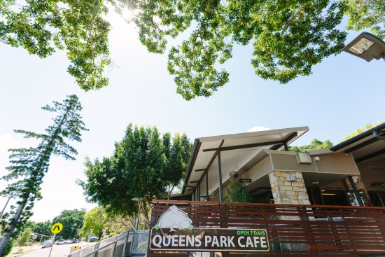 Ipswich, Australia: Queens Park Cafe such a lovely place...
