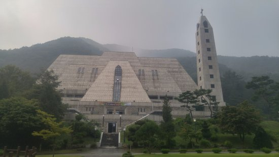 Anseong, South Korea: main church
