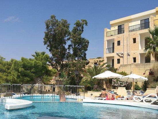 Xaghra, Malta: Top pool