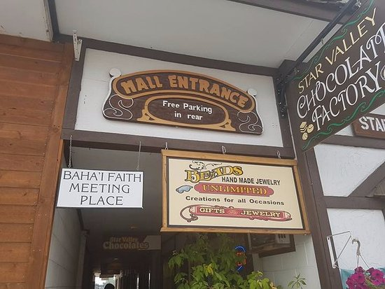 A Hidden Great Chocolate Treasure in the little village of Afton