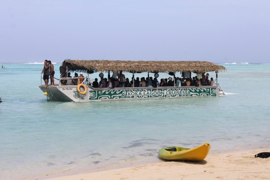 Koka Lagoon Cruises: koka rocks