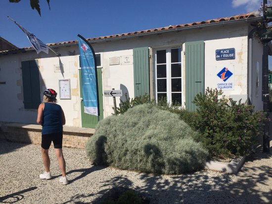 Bureau d'Informations Touristiques de Saint Clément des Baleines: photo0.jpg