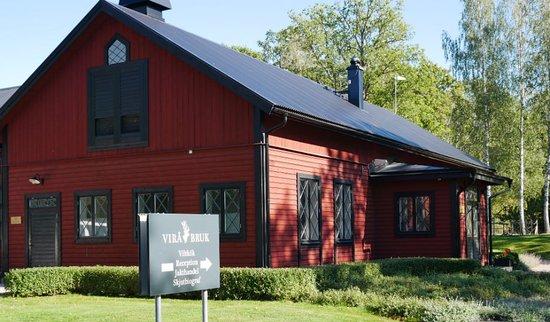 Stavsjo, السويد: Main building