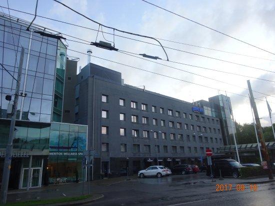 Park Inn by Radisson Meriton Conference & Spa Hotel Tallinn Photo