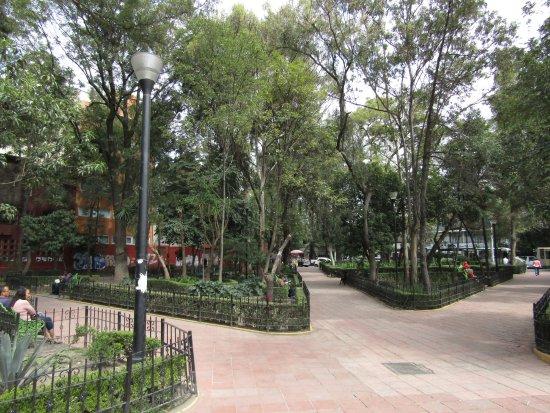 Parque Allende