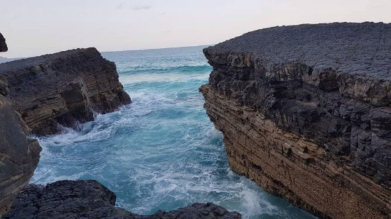 Seal Rocks, Australia: Great sights