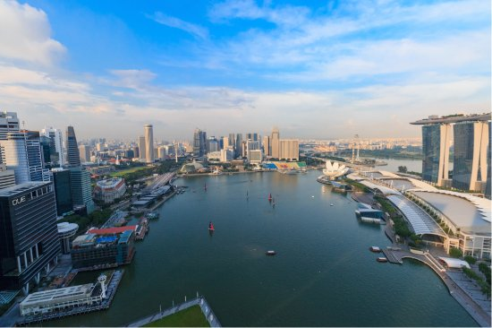 Singapore Free Walks