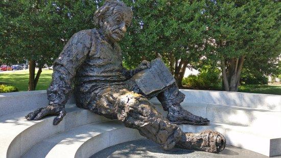 Albert Einstein Memorial Bild