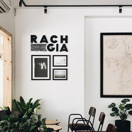 Rach Gia, Βιετνάμ: Atelier Cafe 68