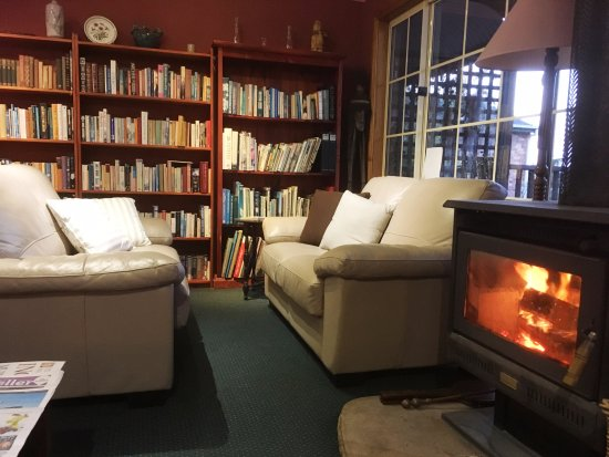 Ulladulla, Australia: Guest lounge
