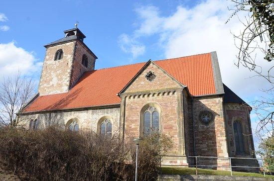 St.-Nicolai-Kirche in Gebhardshagen