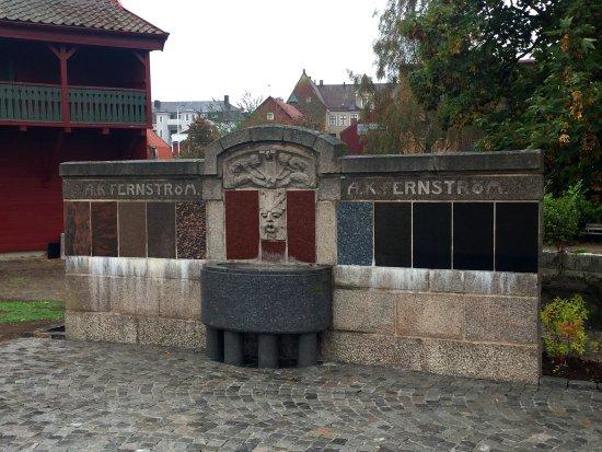 Fernstromska monumentet