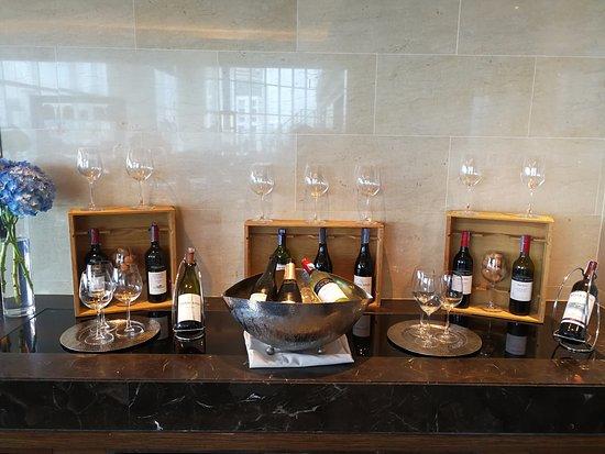Amari Watergate Bangkok: Food and beverage at executive floor / 32nd floor