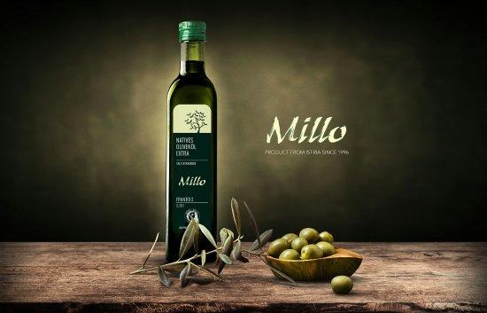 Buje, Kroatia: Agro-Millo | High Quality Extra Virgin Olive Oil | Istria | Croatia