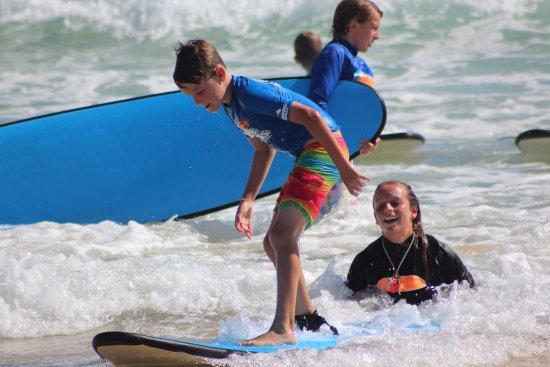 Surfgroms at Noosa