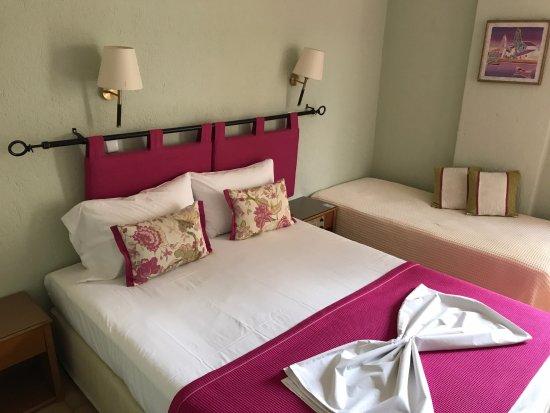 Malia Mare Hotel: Very comfortable!