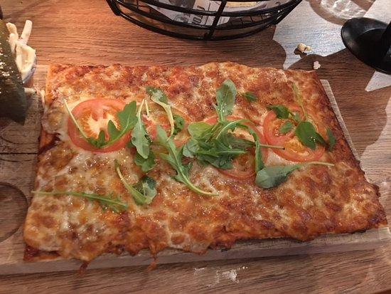 Karlskrona, Sweden: good pizza