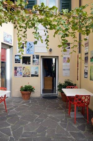 Pontassieve, Italia: Sala Esterna