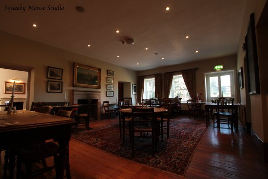 Witherslack, UK: restaurant