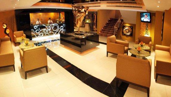 Nova Gold Hotel: Lobby