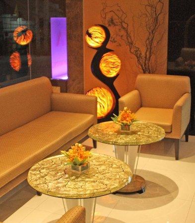 Nova Gold Hotel: Resting Area