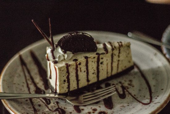 Hulhumale: Oreo Cheesecake