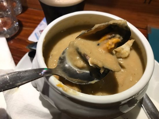 "Portmagee, Ireland: ""Seafood Chowder"": It's so good I ordered seconds!"