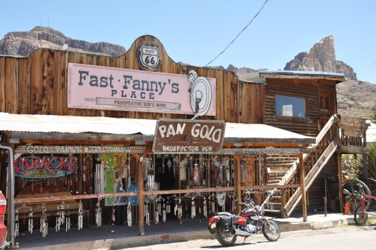 Fast Fanny's Place