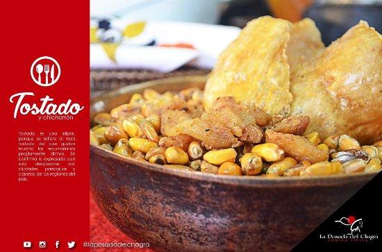 Machachi, Эквадор: Cocinar es Hacer trozos de amor Comestibles La Posada del Chagra siempre guardamos las tradicion