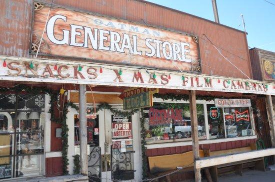 Oatman Ghost Town: General Store
