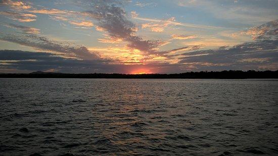 Islander Noosa Resort: Noosa River Sunset