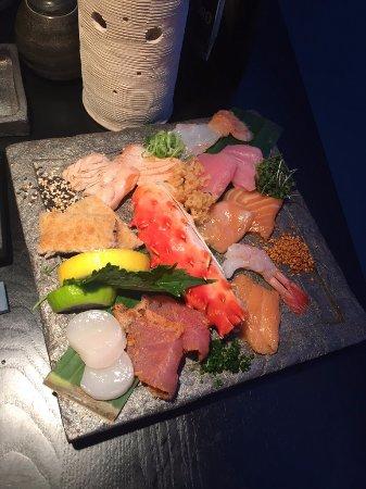 sashimi århus