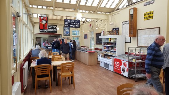 Sheringham, UK: Cafe/restaurant