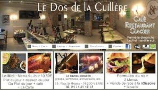 Le Dos de la Cuillère : VISITEZ NOTRE SITE INTERNET