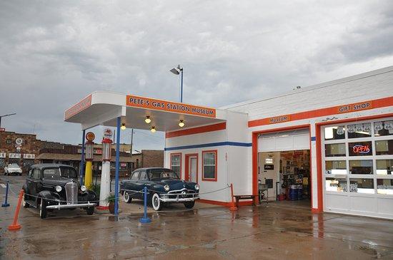 Williams, AZ: Gas Station Museum
