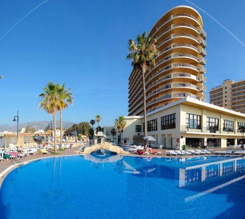 Marconfort Beach Club Hotel From GBP93 Torremolinos Costa Del Sol Spain