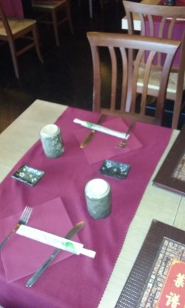 Shima Japan Food: tavolo