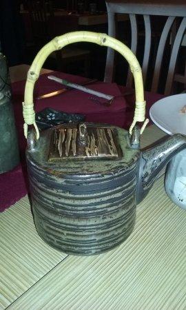 Shima Japan Food: tè verde