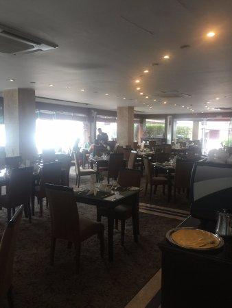 Hotel Annapurna: Coffee shop