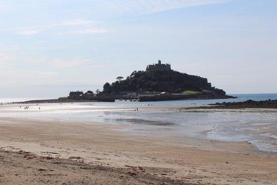 St. Michael's Mount: low tide