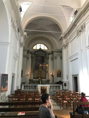 Chiesa Di Sant Egidio Rome Italy Address Attraction