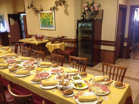 imagen Cafeteria Restaurante Batallas en Jaén